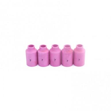Сопло керамическое под газовую линзу (TIG), № 7 д. 11,0мм