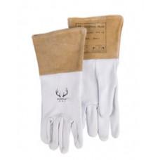 Перчатки сварщика  из кожы оленя