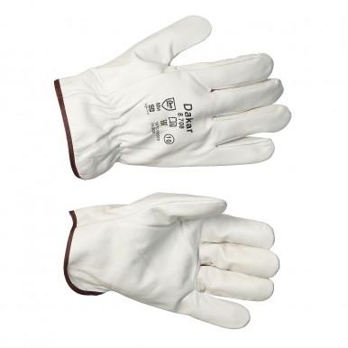 Кожаные перчатки  сварочные. тип- аргон