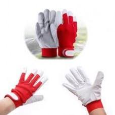 Перчатки сварщика комбинированные
